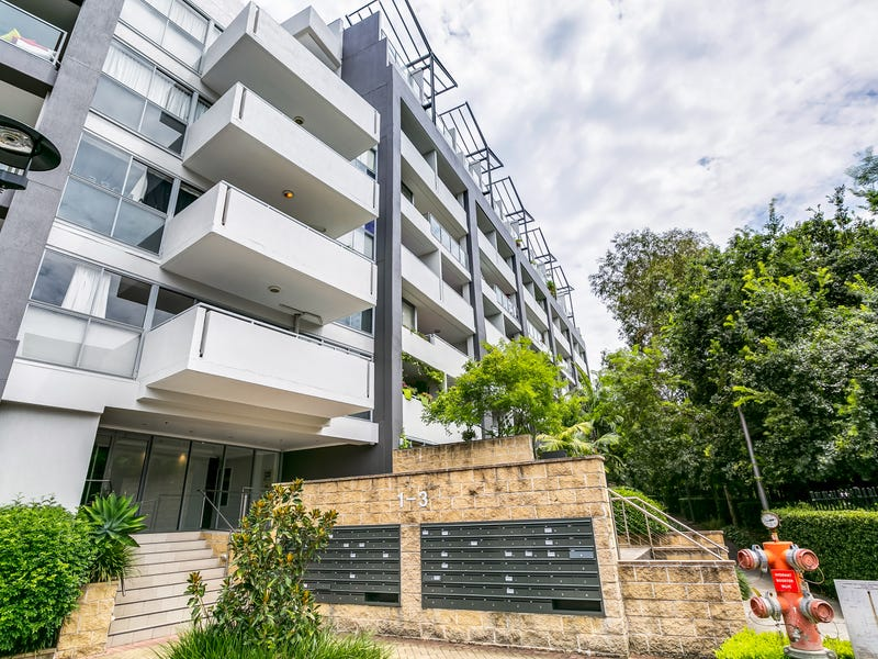 106/1-3 Larkin street, Camperdown, NSW 2050