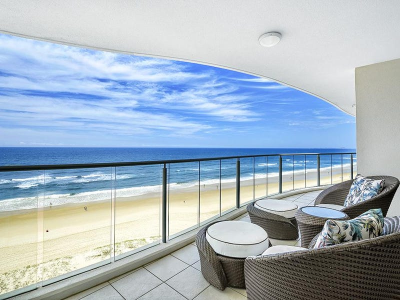 9 'Platinum on the Beach' 1 Markwell Avenue, Surfers Paradise, Qld 4217