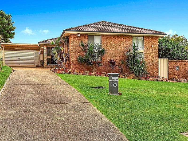 17 Duncansby Crescent, St Andrews, NSW 2566