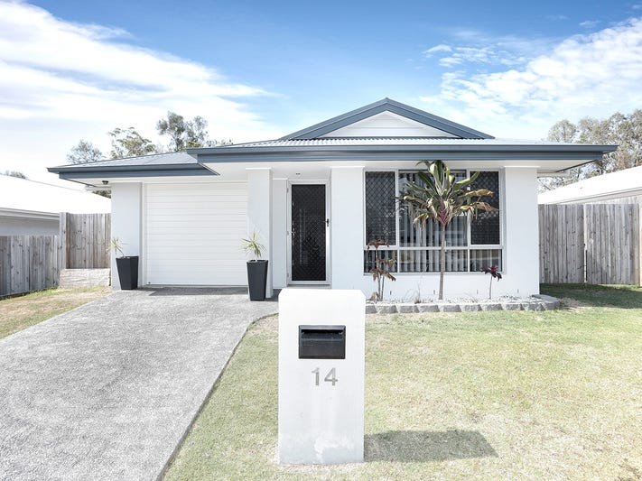14 Mark Winter Court, Bellbird Park, Qld 4300