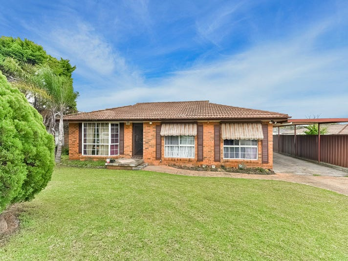 3 Clover Place, Macquarie Fields, NSW 2564