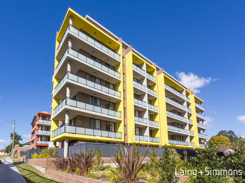 58/76-84 Railway Terrace, Merrylands, NSW 2160