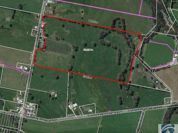 Lot 2 Whorouly Road, Whorouly, Vic 3735