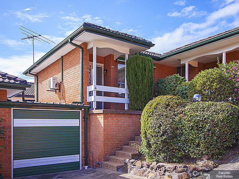 Villa 4/57 Wilsons Road (Upper), Bardwell Valley, NSW 2207