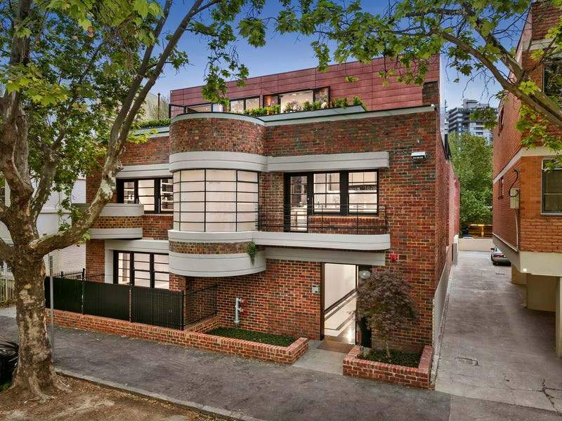 Penthouse/41 Adams Street, South Yarra, Vic 3141