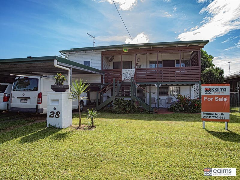 28 Howe St, Cairns North, Qld 4870