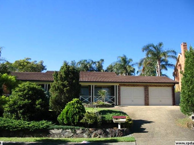 1 Nicholi Place, Cherrybrook, NSW 2126