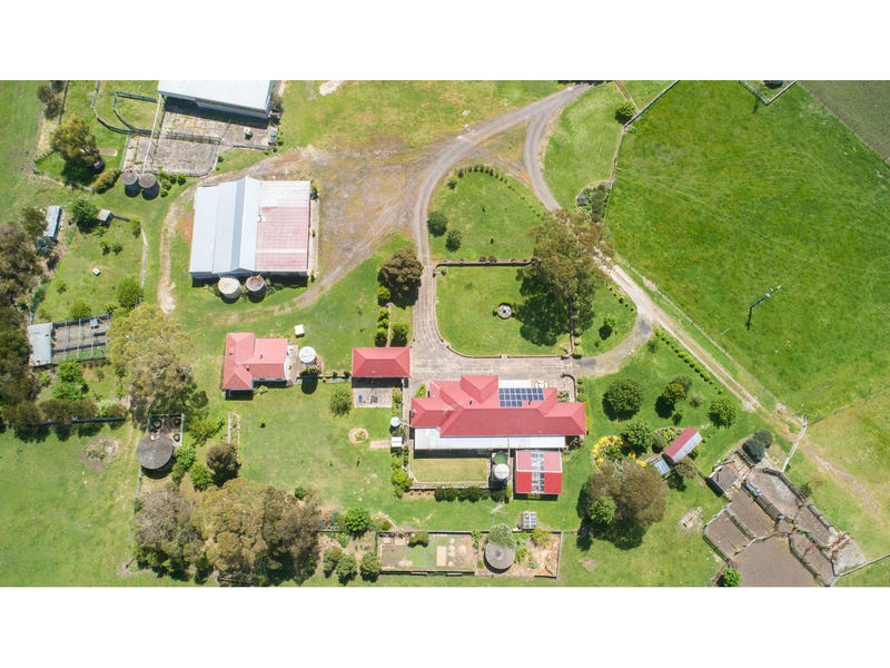 1307 West Strathdownie Road, Strathdownie, Vic 3312