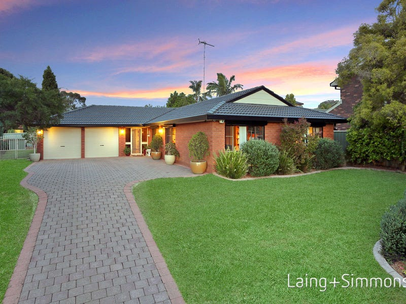 11 Exeter Grove, Kings Langley, NSW 2147