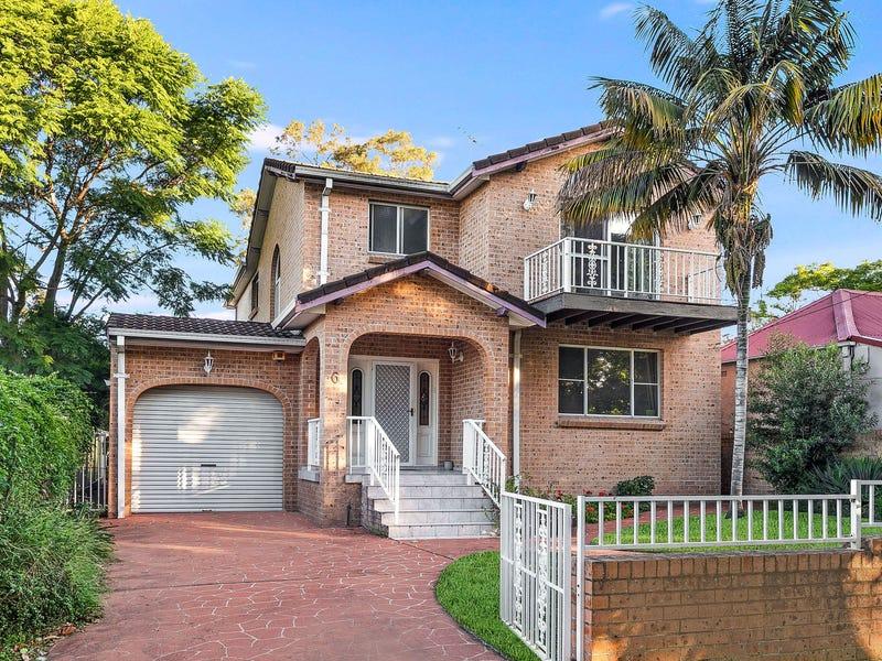 6 Tavistock Road, South Hurstville, NSW 2221