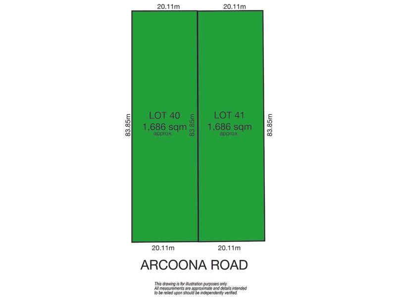 21 & 23 Arcoona Avenue, Rostrevor, SA 5073
