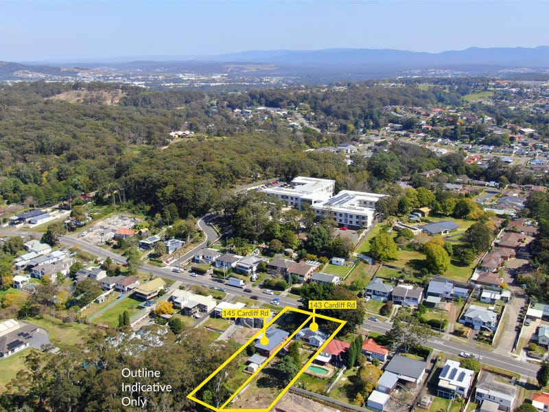 143 - 145 Cardiff Road, Elermore Vale, NSW 2287