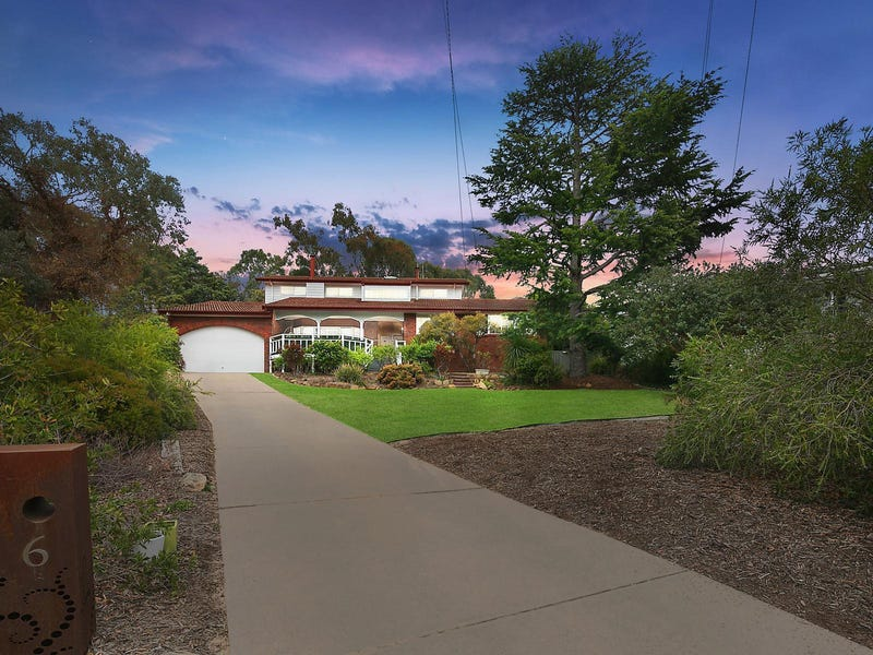 6 Johnson Place, Karabar, NSW 2620