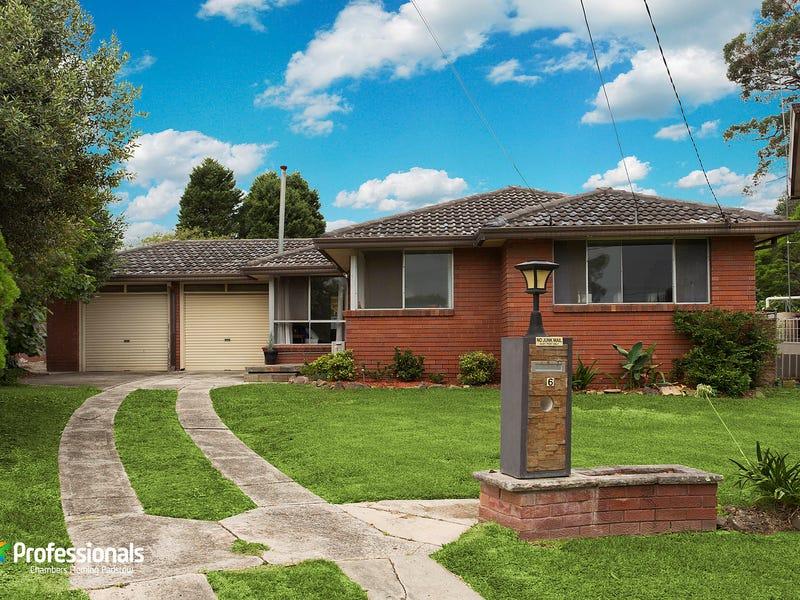 6 Ogilvie Street, East Hills, NSW 2213