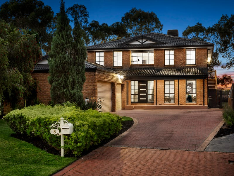 8 Turnberry Court, Rowville, Vic 3178