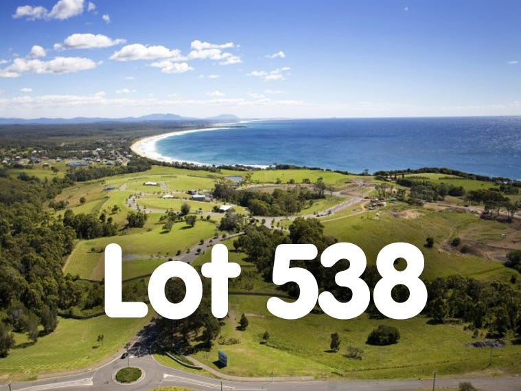 Lot 538, Lot 538 Maslin Close, Diamond Beach, NSW 2430