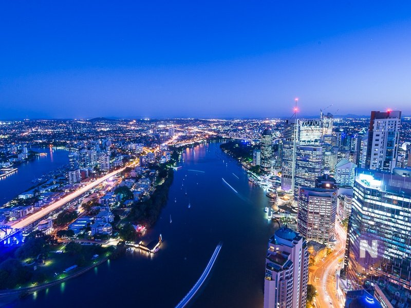 6401/501 Adelaide St, Brisbane City, Qld 4000