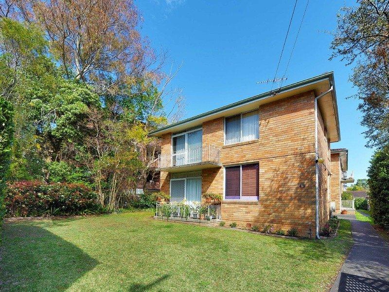 3/49 Albert Street, Hornsby, NSW 2077