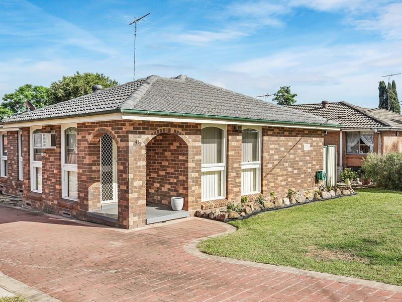 43 Glencoe Avenue, Werrington County, NSW 2747