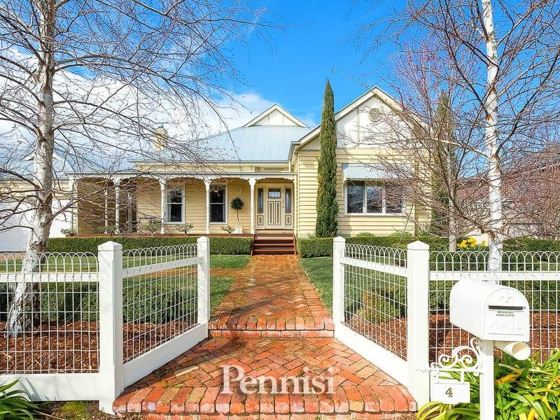 4 Doriemus Court, New Gisborne, Vic 3438