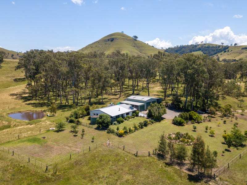 307 Sugarloaf Road, Sugarloaf Via, Dungog, NSW 2420