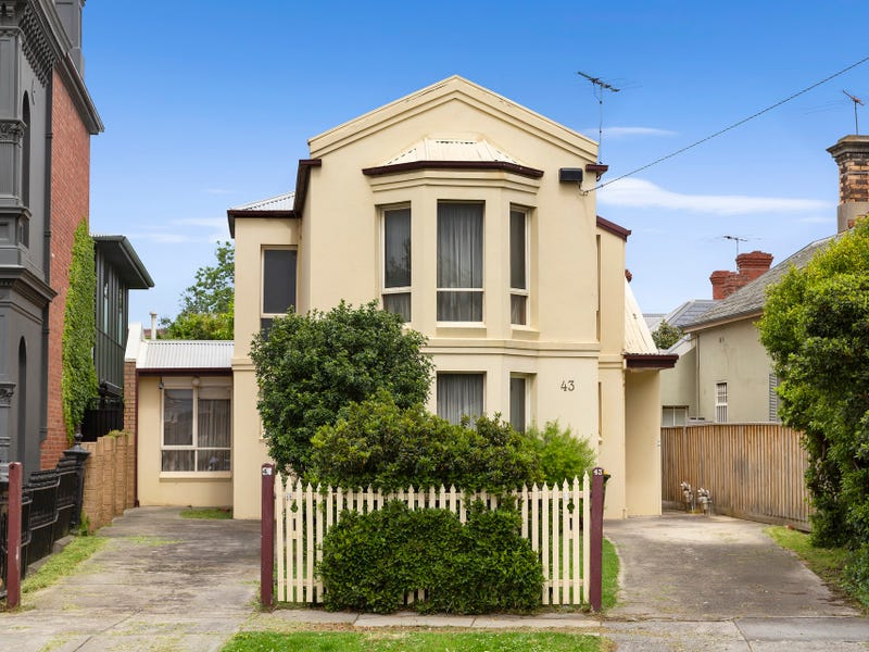 43 & 43a Rushall Crescent, Fitzroy North, Vic 3068