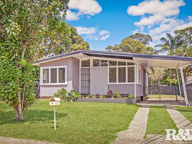 14 Manila Road, Lethbridge Park, NSW 2770