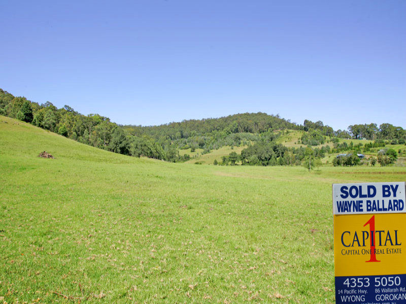 Lot 101 Lauffs Lane, Wyong Creek, NSW 2259