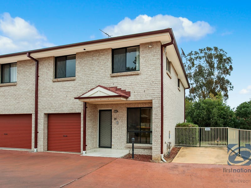 20/38 Hillcrest Road, Quakers Hill, NSW 2763