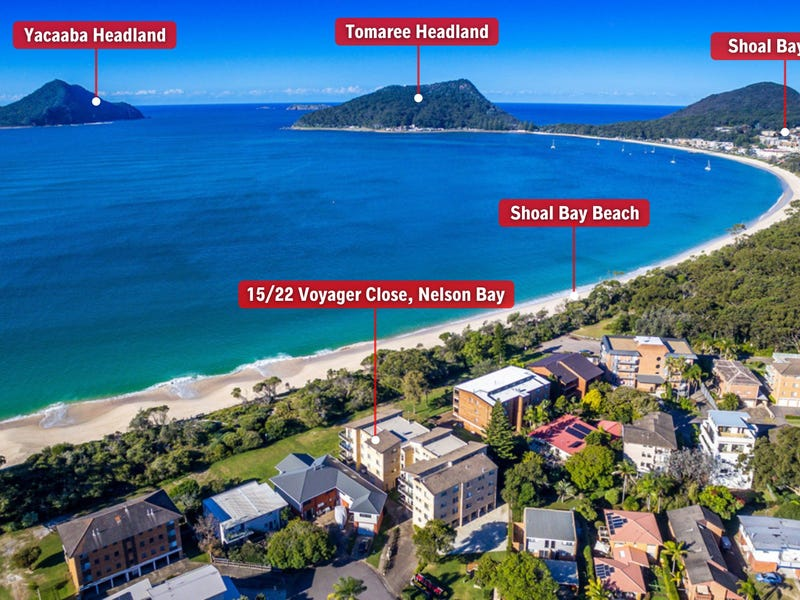 15/22 Voyager Close, Nelson Bay, NSW 2315