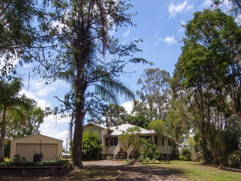13 Dulong School Rd, Dulong, Qld 4560