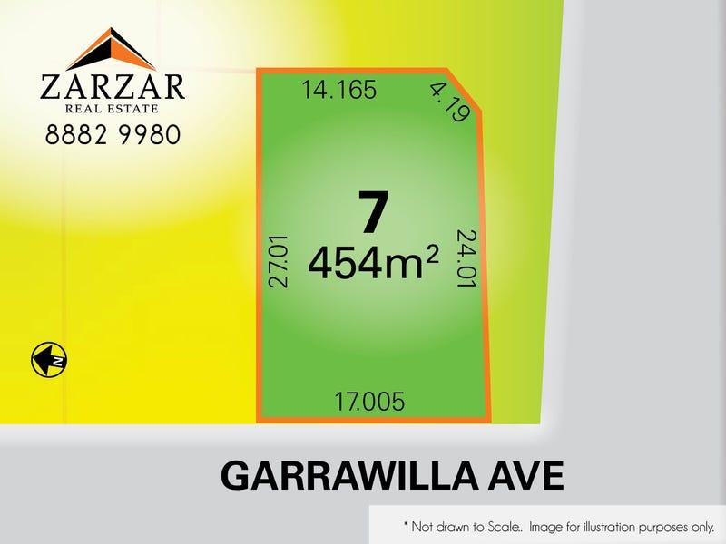Lot 7 Garrawilla Ave, Kellyville, NSW 2155