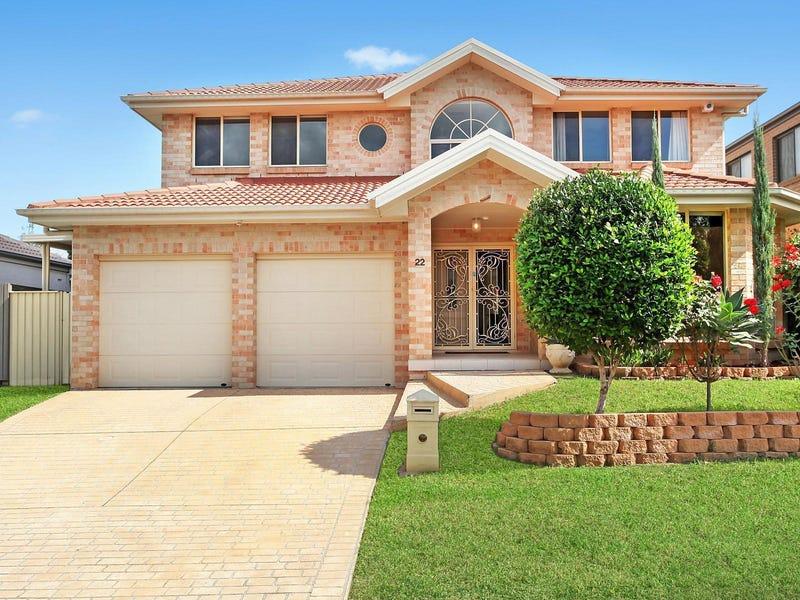 22 Brackley Street, Stanhope Gardens, NSW 2768