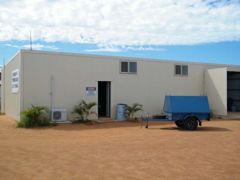 Lot AF Small Boat Harbour, Carnarvon, WA 6701