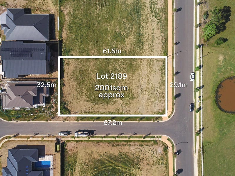 LOT 2189 Janpieter Road, Box Hill, NSW 2765