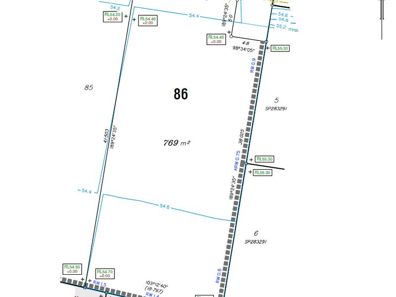 Lot 86, 48 Wallum Street, Karawatha, Qld 4117