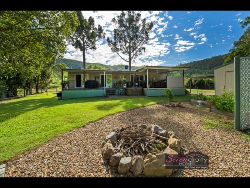 228 Shaws Pocket Rd, Cedar Creek, Qld 4207