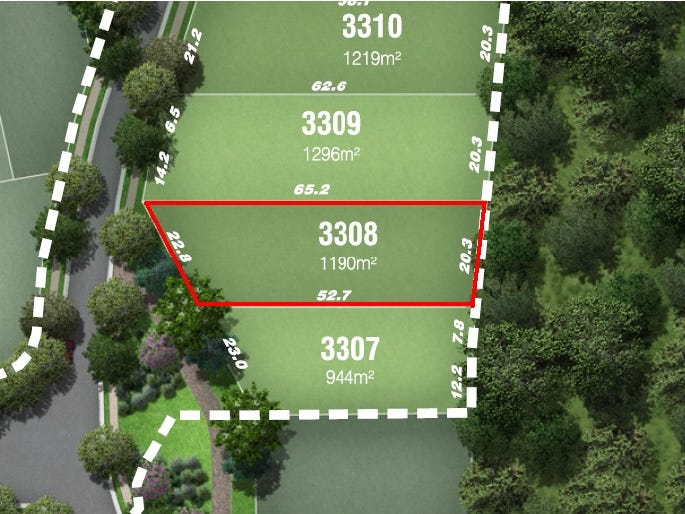 Lot 3308, 1 Black Teak Court, Brookwater, Qld 4300