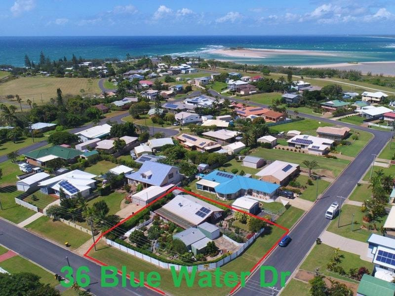 36 Bluewater Drive, Elliott Heads, Qld 4670