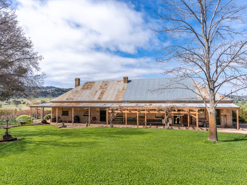 'Old Graham' Frogmore Road, Hovells Creek, NSW 2794