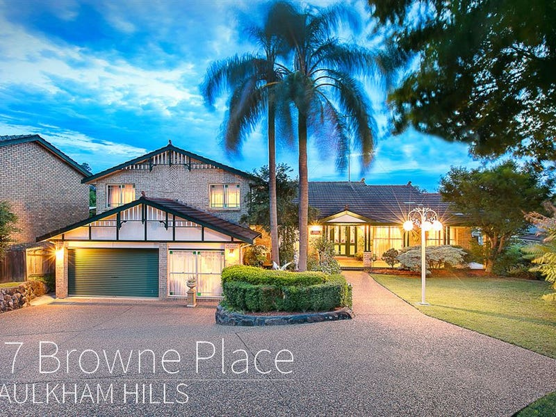 27 Browne Place, Baulkham Hills, NSW 2153