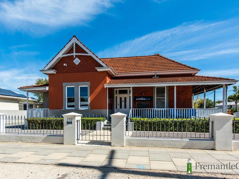 193 South Tce, South Fremantle, WA 6162