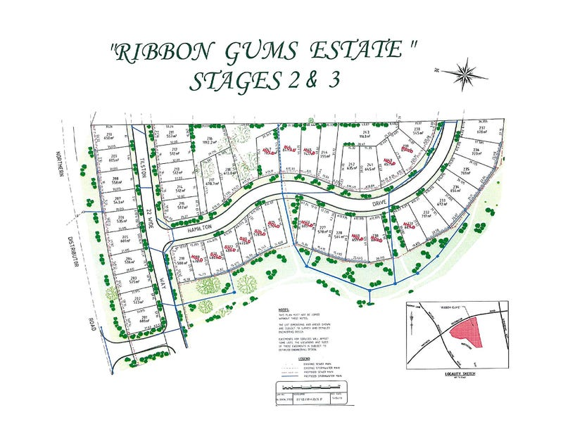 Lot 215 Ribbon Gums Estate, Orange, NSW 2800