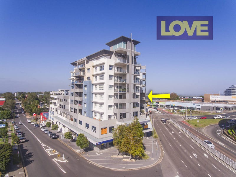 411/215-21 Pacific Highway, Charlestown, NSW 2290