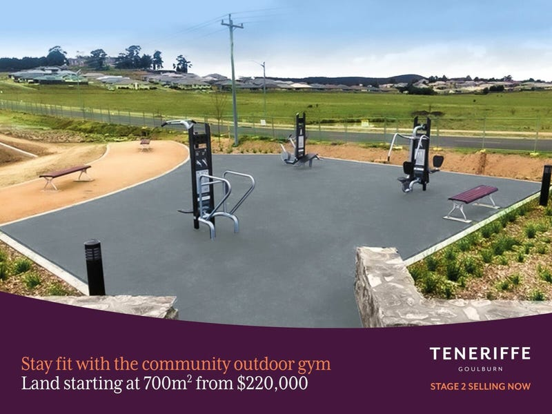 "Lot 228 (N16) ""Teneriffe Estate"" 131 Mary Mount Road, Goulburn, NSW 2580"