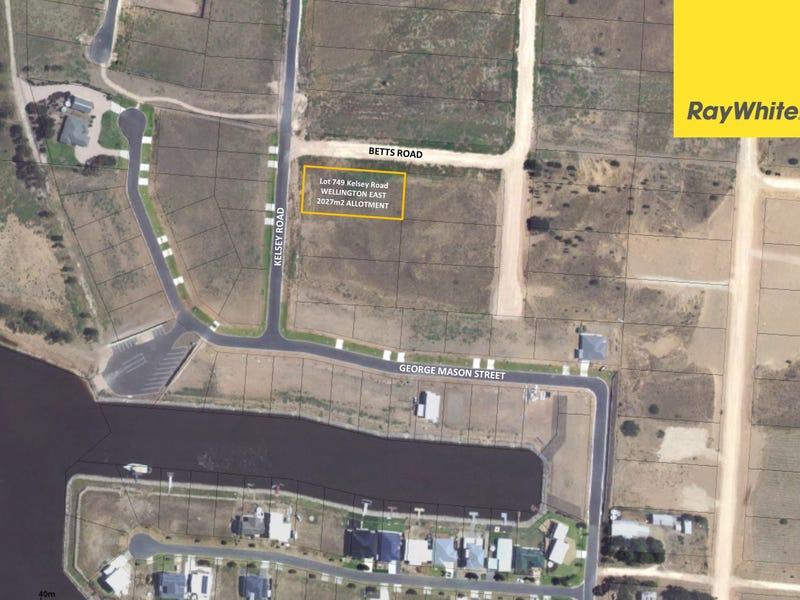Lot 749 Kelsey Road, Wellington East, SA 5259