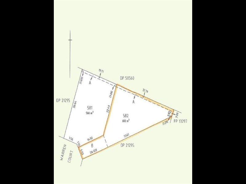 Lot 582 Warren Court, Tanunda, SA 5352
