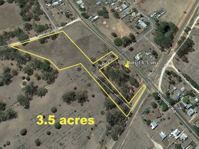 lot 1 Short st, Dunolly, Vic 3472