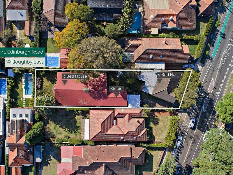 41 Edinburgh Road, Willoughby, NSW 2068