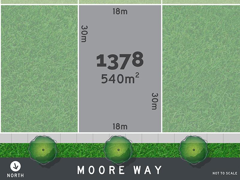 Lot 1378, Moore Way, Lucas, Vic 3350